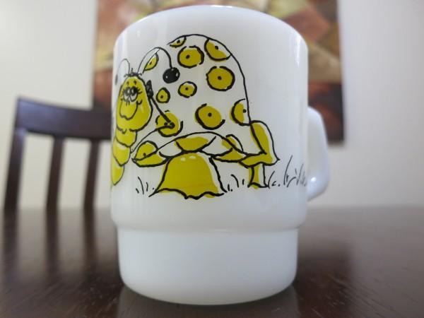 hildi caterpillar fire king mug fire king mug